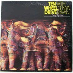 Ravan, Genya/ten Wheel Drive - Brief Replies (LP) Artwork by Russell & Hinrichs inc