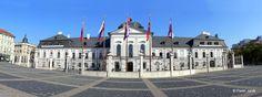 Grasalkovičov palác-teraz Prezidentský palác