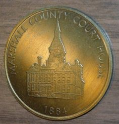 Courthouse coin