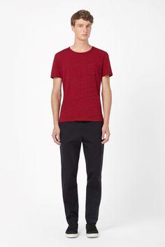 COS | Melange pocket t-shirt