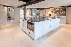 Jonathan Randall - Handmade Kitchen Company in Gloucestershire Handmade Kitchens, Island Kitchen, Granite, Bespoke, Wood, Home Decor, Taylormade, Decoration Home, Woodwind Instrument