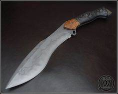 Absolutely beautiful, @aj_composites pearl Carbon Fiber and Lace Sheoak handle