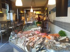 Sor Duilio in via Agri, la pescheria più cool di Roma apre una nuova sede