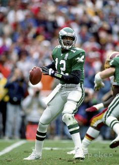 Randall Cunningham # 12 Philadelphia Eagles QB College:UNLV