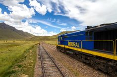 The Andean Explorer is a luxury train from Puno to Cusco, one of the most scenic routes in all of Peru.