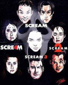 scream 1996 movie updates pinterest movies horror