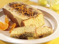 no: Her får du oppskriften på en lett og glutenfri appelsinkake. Frisk, Cornbread, Sandwiches, Cheesecake, Ethnic Recipes, Desserts, Food, Alternative, Millet Bread