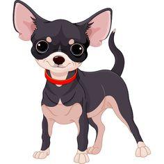 Deze schattige chihuahua is klaar om wakker te worden van uw Facebook-netwerk met zijn kleine hond capriolen. ➦ http://www.symbols-n-emoticons.com/2015/06/cute-chihuahua.html