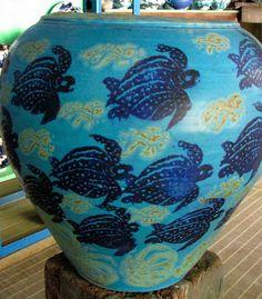 Michael Pugh Blossom Jar.