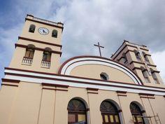 Church, Baracoa, Cuba