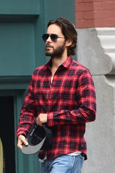 lilacdelight: Jared Leto out in Manhattan (July... - LovefromMars