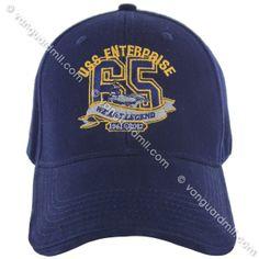 Ball Cap: USS Enterprise CVN 65