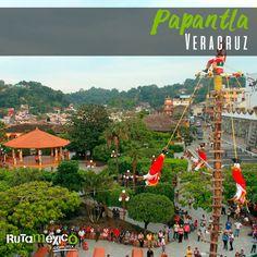 Pueblos Mágicos: Anclado al hermoso estado de Veracruz se encuentra Papantla rodeado de colinas suaves de verdes intensos, en paisajes excepcionales, entre los ríos Cazones y Tecolutla. El trazo en las calles de este Pueblo es irregular y caprichoso, dejando rincones pintorescos entre casas con techos de tejas.  Conoce este maravilloso lugar con nuestra #RutaVeracruz.   #WeLoveTraveling www.rutamexico.com.mx Whatsapp: (722)1752392 email: info@rutamexico.com.mx  #ViajesAcadémicos…
