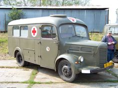 1946 Aero 150 sanitní Counting Cars, Flying Car, Emergency Vehicles, Mk1, Old Cars, Cars And Motorcycles, Military Vehicles, Old Things, Medical