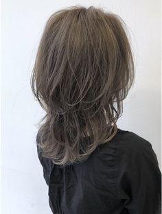 くびれシルエット ウルフレイヤーカット:L034493047|アフロートジャパン(AFLOAT JAPAN)のヘアカタログ|ホットペッパービューティー Choppy Bob Hairstyles, Haircuts For Fine Hair, Asian Short Hair, Asian Hair, Medium Hair Styles, Short Hair Styles, Champagne Hair, Mullet Hairstyle, Hair Arrange