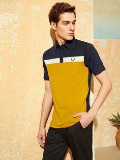 Printed Polo Shirts, Polo T Shirts, Kids Shirts, Polo T Shirt Design, Nike Outfits, Casual Outfits, Nike Clothes Mens, Camisa Polo, Pop Fashion