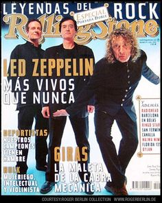 Rolling Stone, July 2003  (Spain)