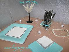 Tiffany's Birthday Party - cool idea