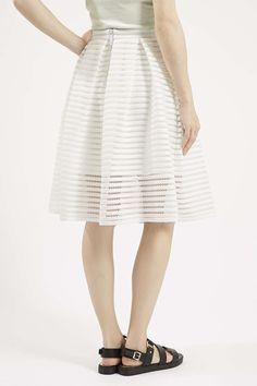 Photo 4 of Airtex Striped Prom Skirt