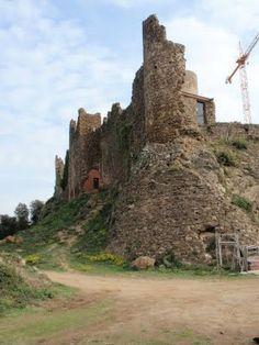Castillo de Monsoriu (Gerona)