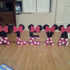 Minnie Mouse theme. Aubree's bedroom. She loves Minnie!  | followpics.co