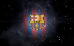 FC Barcelona Logo Wallpaper Background