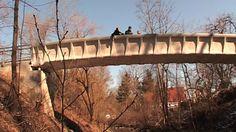 Textile Concrete: Episode 11 - Textile Reinforced Concrete Makes Architectural History