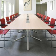 Conference tables-Multimedia conference tables-Conference-Meeting-Audience conference table-Haworth