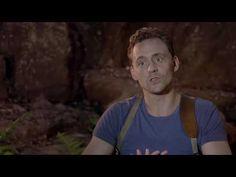 Kong Skull Island On Set Interview - Tom Hiddleston - YouTube