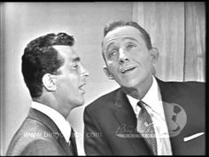 Bing Crosby Show - 1959 w/Dean Martin, James Garner  They don't make them like this anymore.