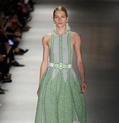 Fashion show on the Fashion Model Directory