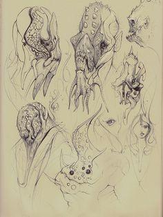 Sketchbook: BR's SkEtChOnIcS - Page 10