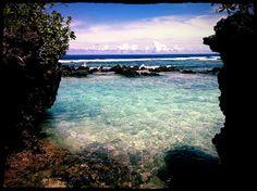 beach in Guam!