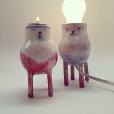 A Lightbulb as a Tail: Ceramics by Il Sung Na • Brown Paper Bag