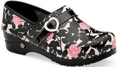 Nursing Shoes - Koi By Sanita Professional Little Camellia Clog   Lydias Scrubs and Nursing Uniforms