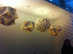 FOLDABILITY - paper lighting - Designjunction