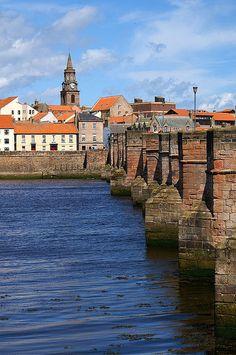 ~Berwick Upon Tweed, Northumberland, England~