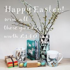 Lush Designs & Amelia Rope Easter Give Away