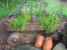 Image result for flea market gardening