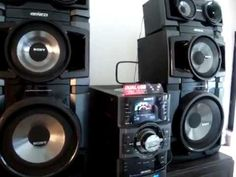 Sony Home Theater System, Sony Home Theatre, Home Theatre Sound, Sony Design, African Clothing For Men, Home Studio Music, Hifi Stereo, Music System, Boombox