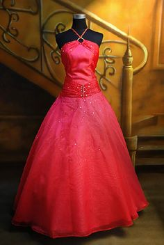 most beautiful prom dress 1 STYLISH, HOT OR TRENDY DRESSES FOR GIRLS SPECIALLY IN RED COLOUR