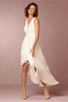 f0a77857f83c Katja Dress in Bride Reception   Rehearsal Dresses at BHLDN