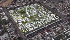 Tashkent City architectural projects, please visit our page to view project details and photos. Urban Park, Conceptual Design, Convention Centre, City Photo, National Parks, Public, Landscape, Architecture, Building