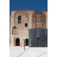 "3,628 Likes, 11 Comments - A R C H I T E C T U R E (@promenadearchitecture) on Instagram: ""European Hansemuseum, Studio Andreas Heller GmbH, Lübeck, Germany"""