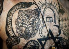 wolf http://sangbleu.com/2014/09/25/the-creative-director-of-the-jewellery-brand-the-sum-shares-with-us-his-tattoos/ - shared via sangbleu.com