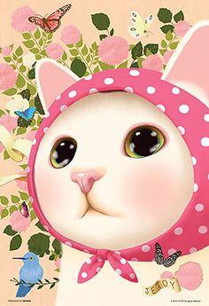 I love choo choo cats!