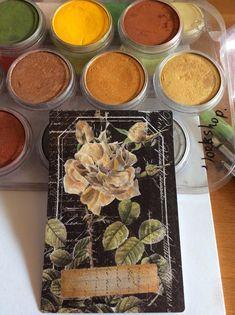 Colourstock: Aquareltechniek met Panpastel