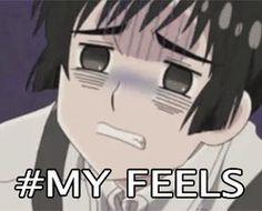 My reaction to Matt Smith's regeneration, David Tennant's regeneration, HetaOni, history, sad anime, sad fanfiction, sad doujinshis, and JohnLock.