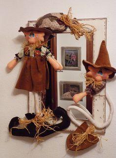 El Blog de Silvia: MUÑECOS COUNTRY Princess Zelda, Dolls, Fictional Characters, Blog, Dreams, Baby Dolls, Tela, Basket, Elves