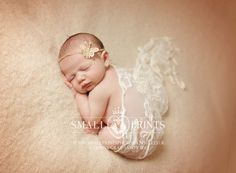 Newborn Butterfly Tieback. Baby Butterfly Headband. Ready To Ship Butterfly Headband. Newborn Headband. New Born Photography Prop.UK SELLER